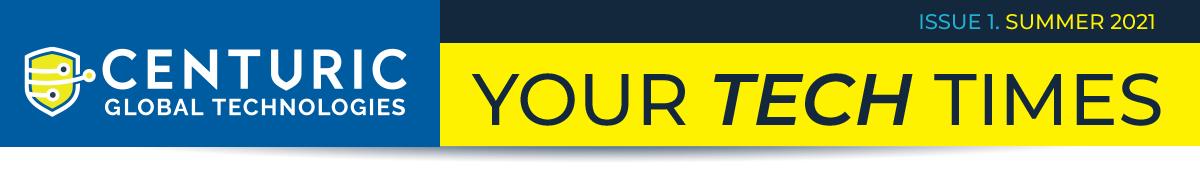 Centuric Email Newsletter Header